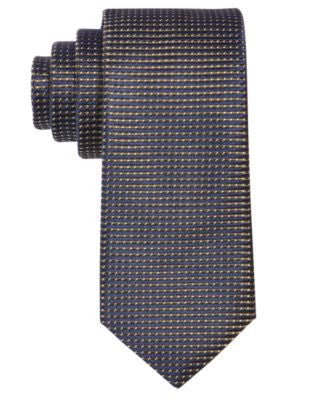 Hugo By Hugo Boss Men's Textured Skinny Tie