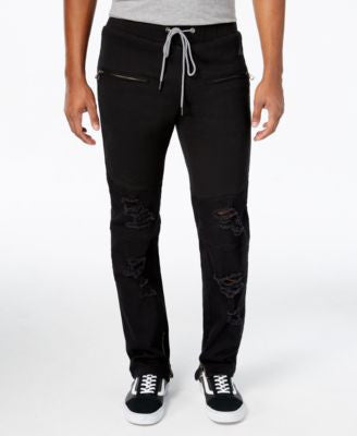 Black Pyramid Men's Hybrid Denim Pants
