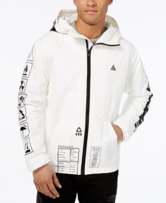 Black Pyramid Men's Tyvek Windbreaker