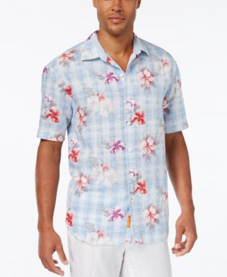 Tommy Bahama Men's Bonsoir Botanical Breeze Shirt