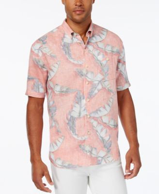 Tommy Bahama Men's South of Fronds Breeze Linen Shirt