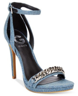 G by GUESS Gifted Two-Piece Dress Sandals