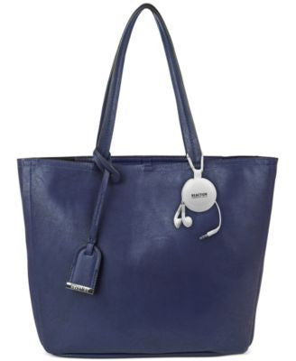 Kenneth Cole Reaction Clean Slate Shopper with Retractable Earphones
