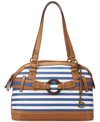 b.o.c. Nayarit Stripe Satchel