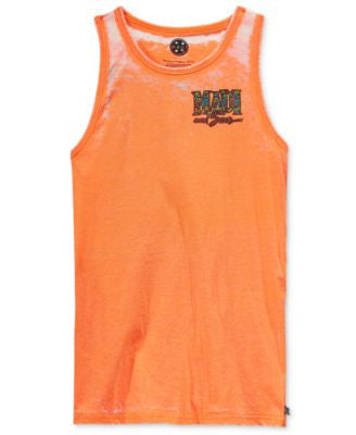 Maui and Sons Men's Stacked Aggro Tank Top