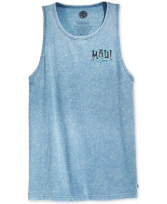 Maui and Sons Men's Surf Badge Tank Top