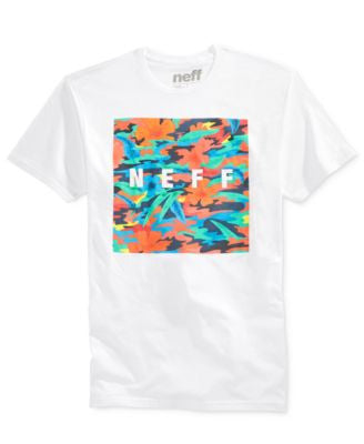 Neff Men's Paradise Box T-Shirt