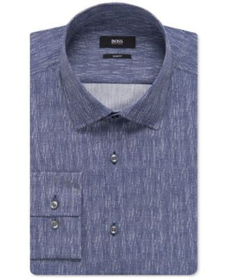 BOSS Slim-Fit Italian Dress Shirt