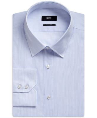 BOSS Regular/Classic-Fit Dress Shirt