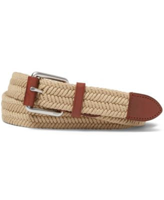 Polo Ralph Lauren Men's Deckhand Braid Belt