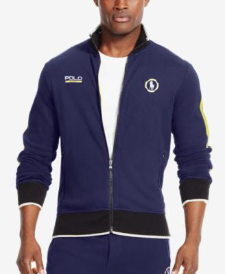 Polo Sport Men's Full-Zip Track Jacket