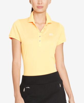 Lauren Ralph Lauren Stretch-Piqué Polo Shirt