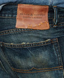 Denim & Supply Ralph Lauren Men's Slim-Fit Distressed Jeans