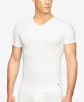 POLO SPORT Men's V-Neck T-Shirt