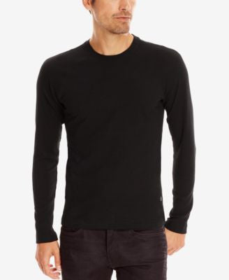 BOSS Ribbed Long Sleeve T-Shirt