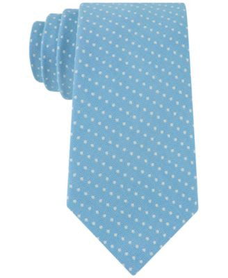 Club Room Men's Boardwalk Classic Dot Tie, Only at Vogily