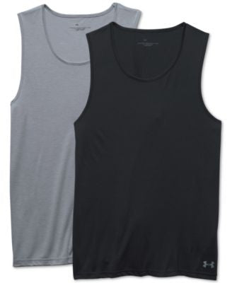 Under Armour Men's Core 2 Tank Top, 2-Pk.