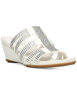 Naturalizer Song Wedge Sandals