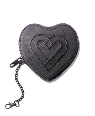 Love Bravery Large Coin Purse, Only at Vogily