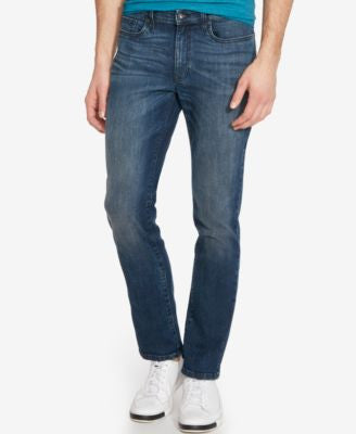 Kenneth Cole Reaction Men's Slim-Fit Stretch Jeans