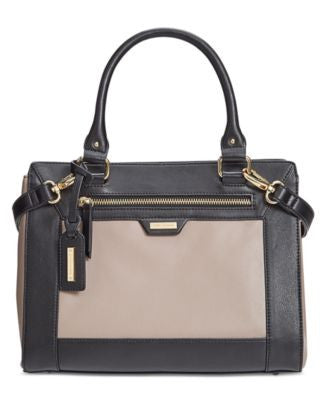 Tignanello Framed Perfection Convertible Leather Satchel