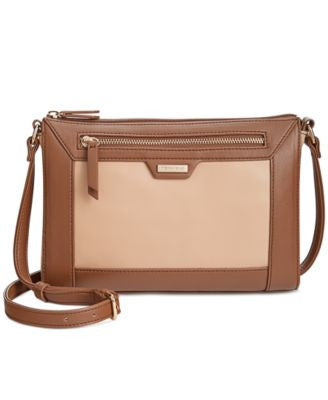 Tignanello Frame Leather Crossbody