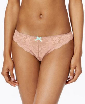 Heidi Klum Intimates Odette Sheer Lace Thong H37-1119
