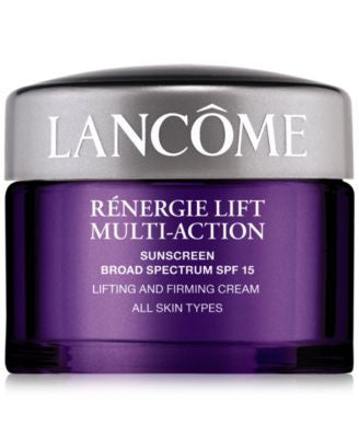 Lancôme Rénergie Lift Multi-Action Sunscreen Broad Spectrum SPF 15 Travel Size, 0.5oz
