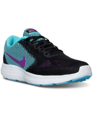 Nike Women's Revolution 3 Running Sneakers from Finish Line