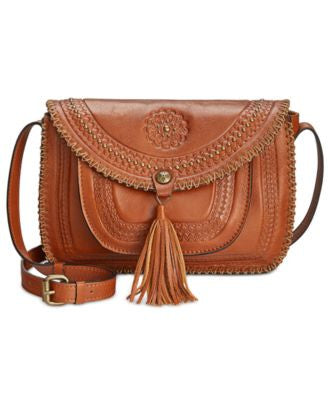 Patricia Nash Beaumont Flap Shoulder Bag