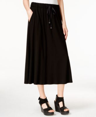 Eileen Fisher Petite Pull-On Maxi Skirt