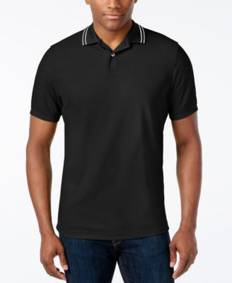 Club Room Men's Big and Tall Sporty Pique Polo, Only at Vogily