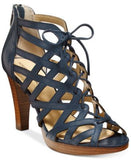 Adrienne Vittadini Anjolie-1 Lace-Up Sandals
