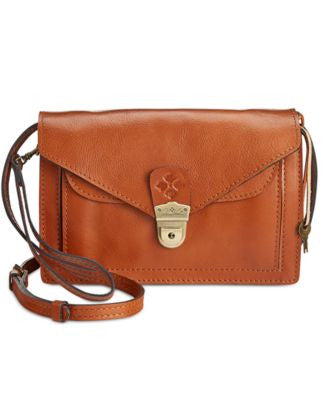 Patricia Nash Cassano Double Flap Crossbody
