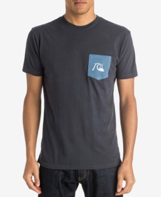 Quiksilver Men's Zig Zag Pocket T-Shirt