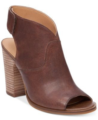 Lucky Brand Women's Lizette Peep-Toe Sandals