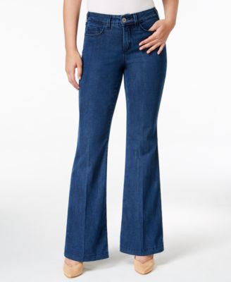 NYDJ Claire Chambray Trouser Jeans