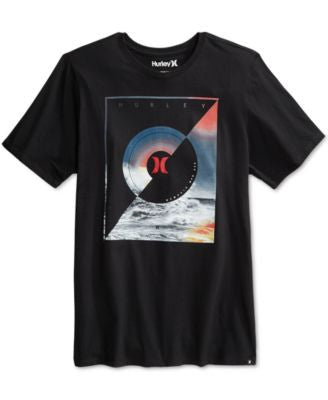 Hurley Men's Latitude Graphic-Print T-Shirt