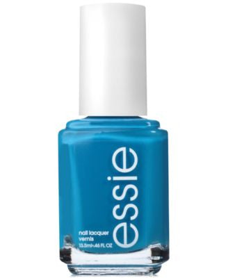 essie nail color, Nama-stay The Night