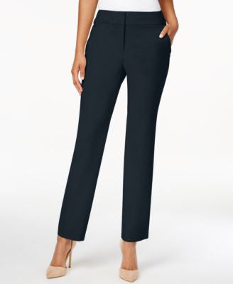 Charter Club Zip-Pocket Ankle Pants, Only at Vogily