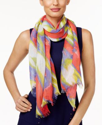Calvin Klein Color Sweep Scarf