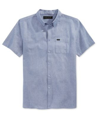 KR3W Men's Matthews Short-Sleeve Pocket Shirt