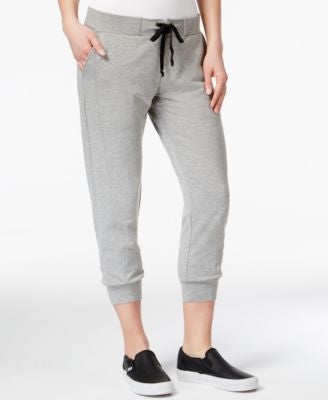 Material Girl Active Juniors' Cropped Sweatpants, Only at Vogily