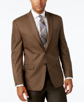 Lauren Ralph Lauren Men's Classic-Fit Houndstooth Sport Coat