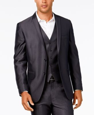 INC International Concepts Men's Men's Dave Classic-Fit Blazer, Only at Vogily