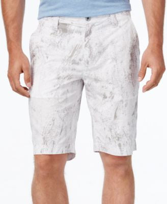 INC International Concepts Men's Jetsam Print Shorts, Only at Vogily