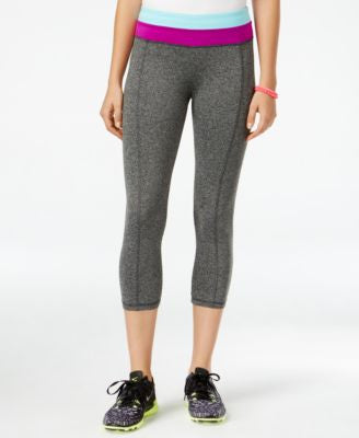 Energie Active Juniors' Paulette Cropped Leggings