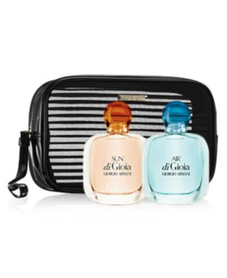 Receive a Complimentary 3-Pc. gift with any $90 Giorgio Armani Acqua di Gioia fragrance purchase