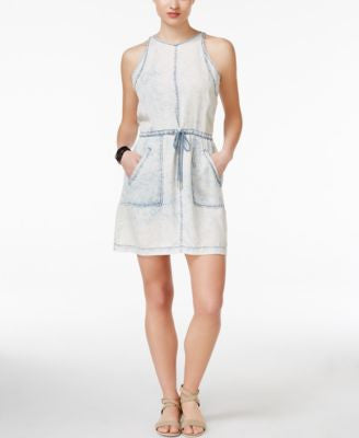 Calvin Klein Jeans Denim Sleeveless Dress
