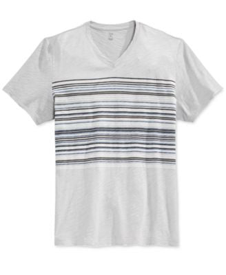 INC International Concepts Men's Rosalita V-Neck T-Shirt, Only at Vogily